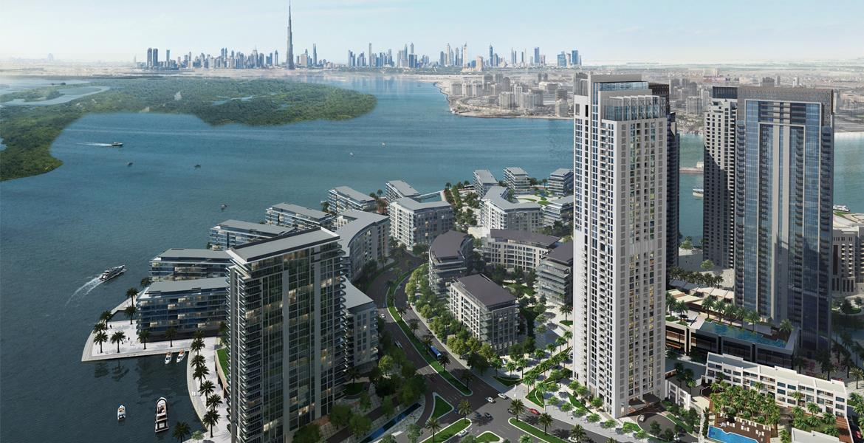 Emaar 17 ICON Bay, Dubai Creek Harbour, Dubai