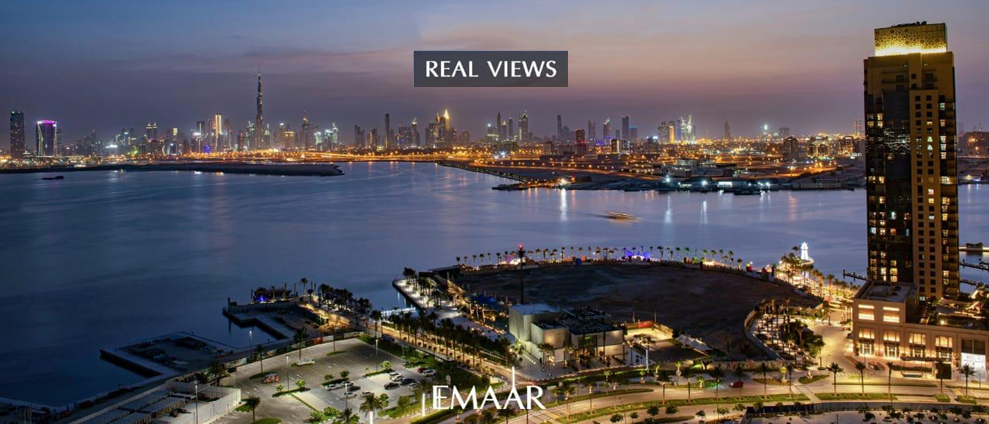 Emaar 17 ICON Bay, Dubai Creek Harbour