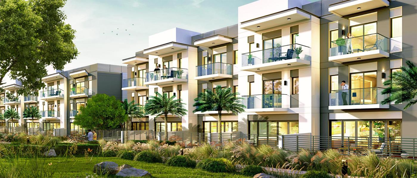 Garden Houses at Sobha Hartland in MBR City Dubai