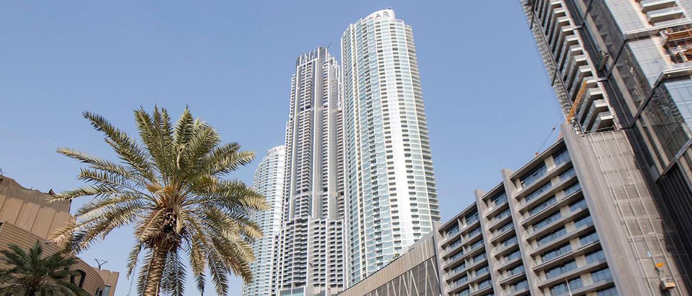 Address Fountain Views by Emaar Properties at Downtown Dubai
