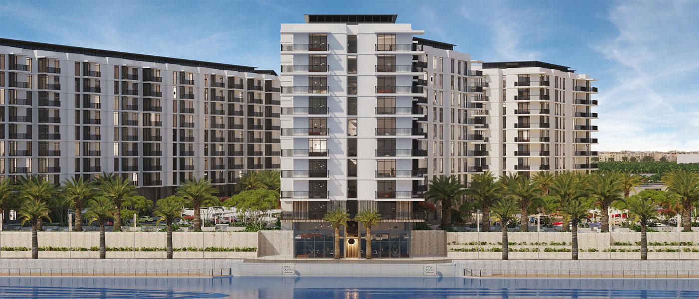 Waters Edge Building 4 at Yas Island, Abu Dhabi - Aldar Properties
