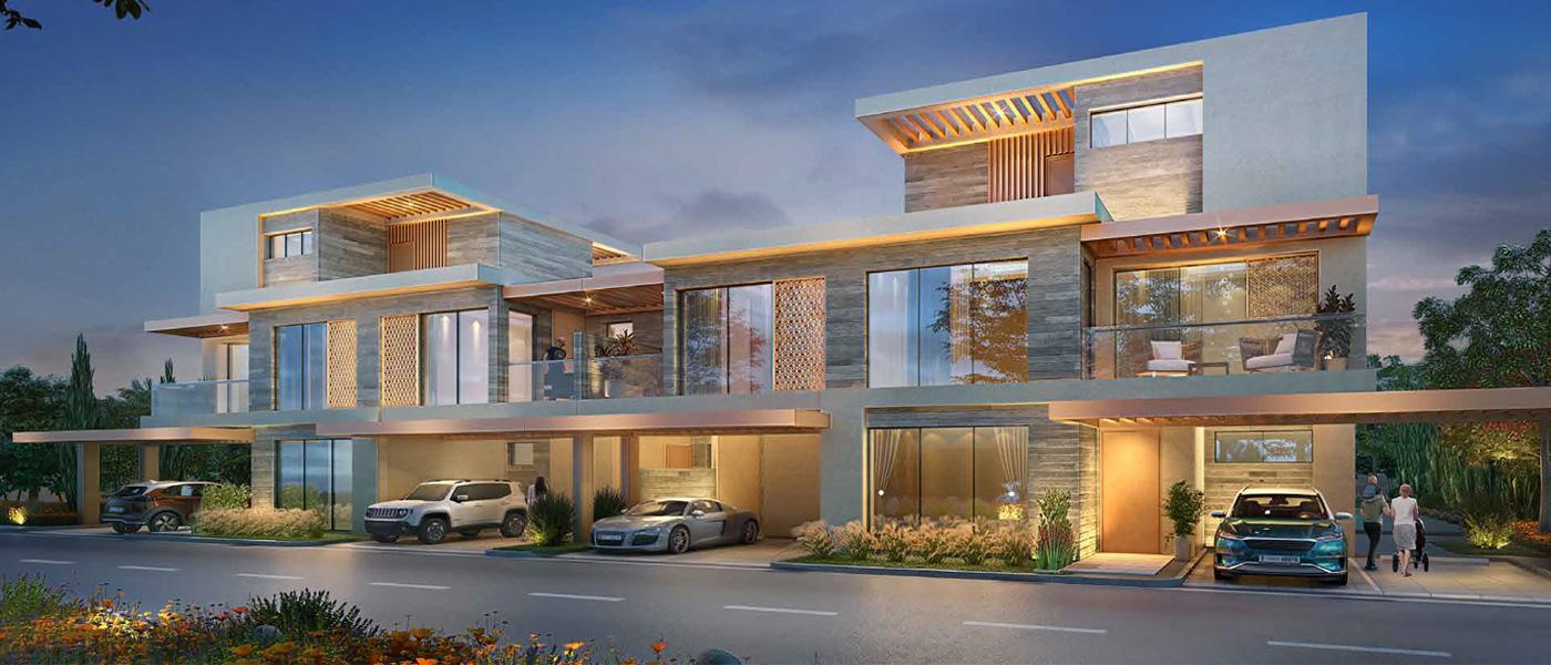 The LEGENDS at Damac Hills, Dubai - Villas & Townhouses