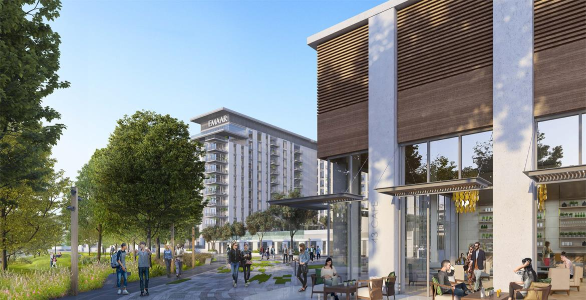 <div>Book with Just 10% as Down Payment</div><div><br></div><div>Anticipated Handover in Nov. 2020</div>