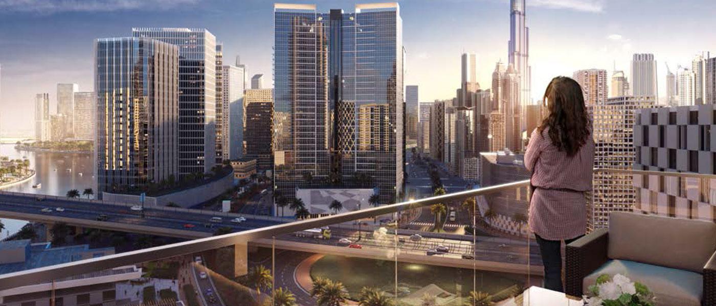 Marasi Riverside, Business Bay, Dubai