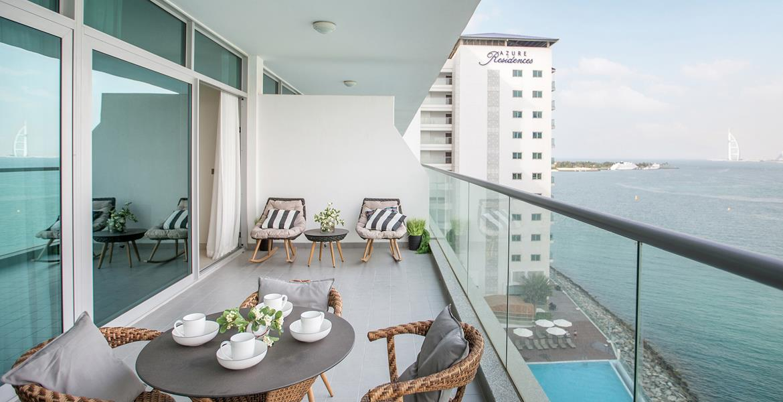 Azure Residence Amenities