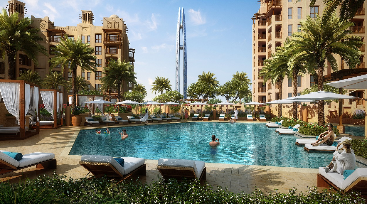 Asayel at MJL by Dubai Holding