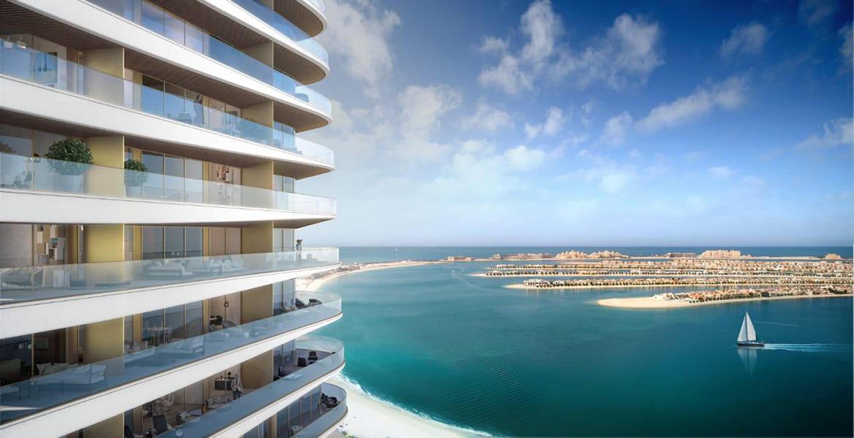 Elie Saab Tower by Emaar Properties at Emaar Beachfront
