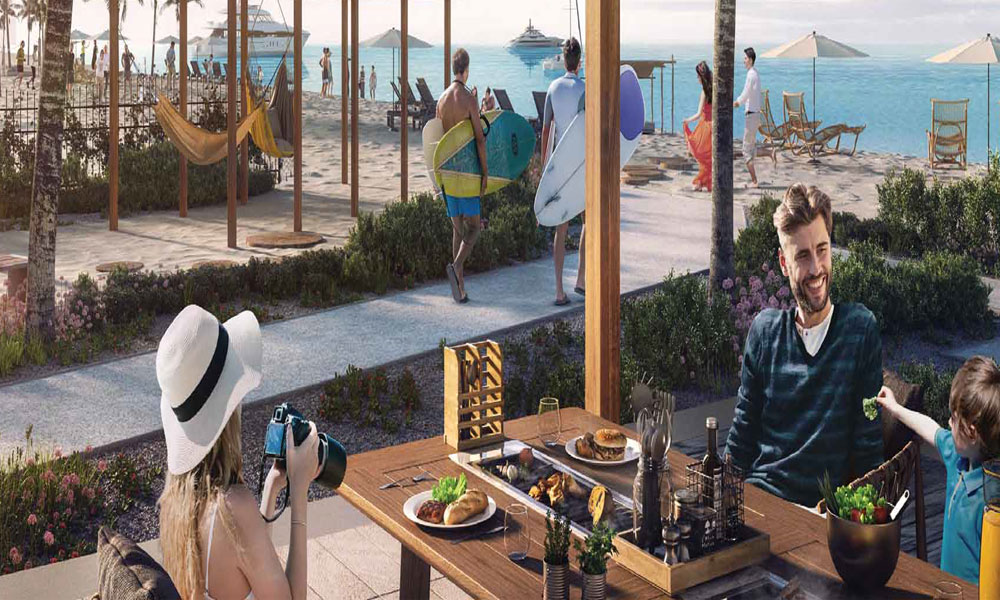 Meraas La Voile Residences Dubai