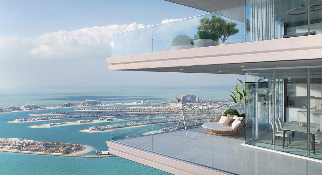 South Beach Holiday Homes - Emaar Beachfront