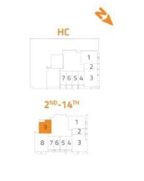 1 - Bedroom Type 1