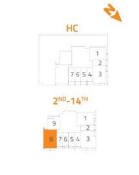 2- Bedroom Type 2