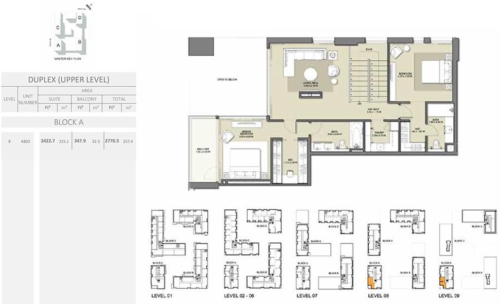 Duplex 2, Size 2770.5 sq ft