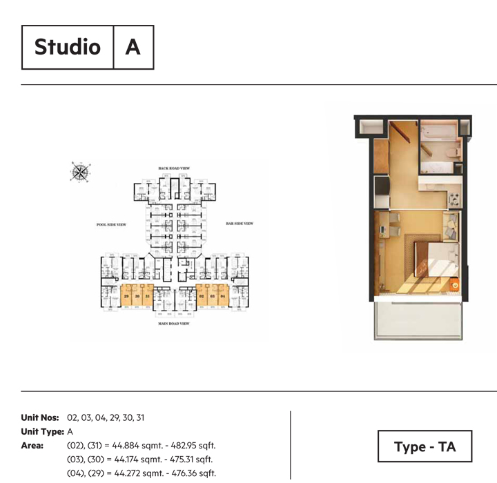 Studio A Type - TA