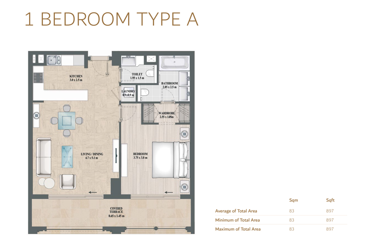 1-bed-type-A