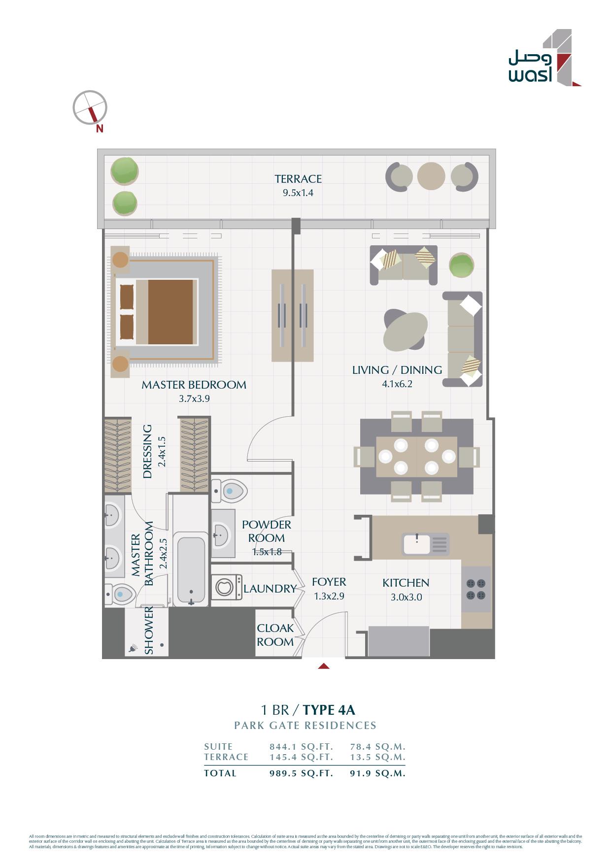 Floorplan_1BR_Type4A