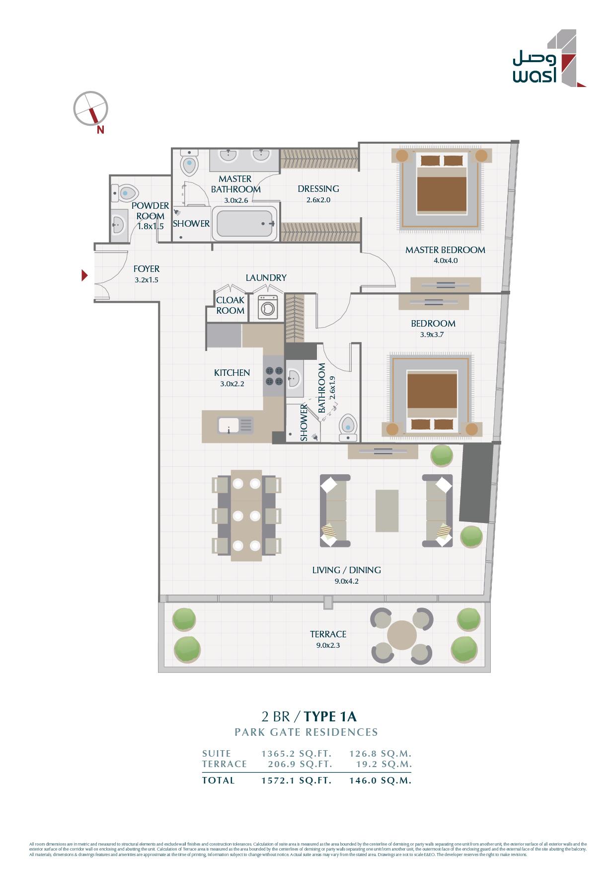 Floorplan_2BR_Type1A