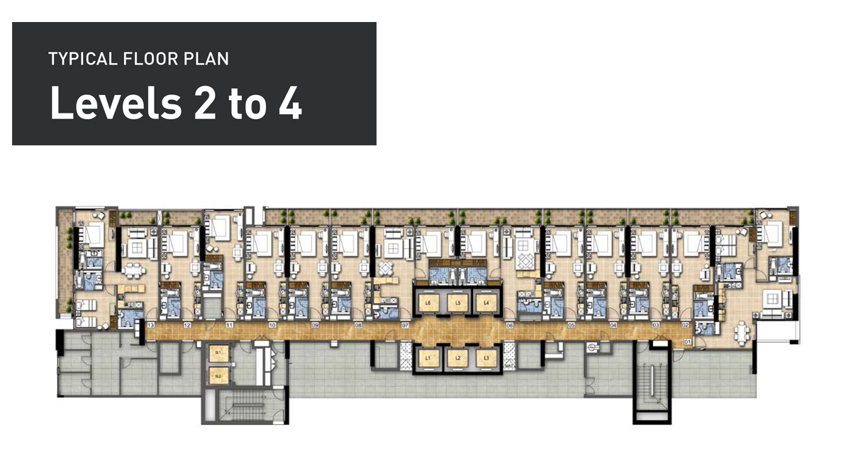 Typical-FloorPlan-Level-2-4