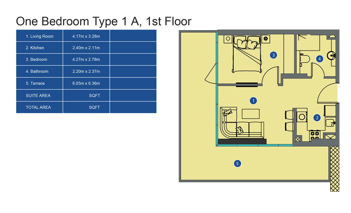 1 bed-ty1-1st-floor