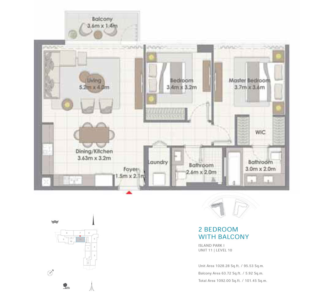 Total-Area-1092.00 Sq