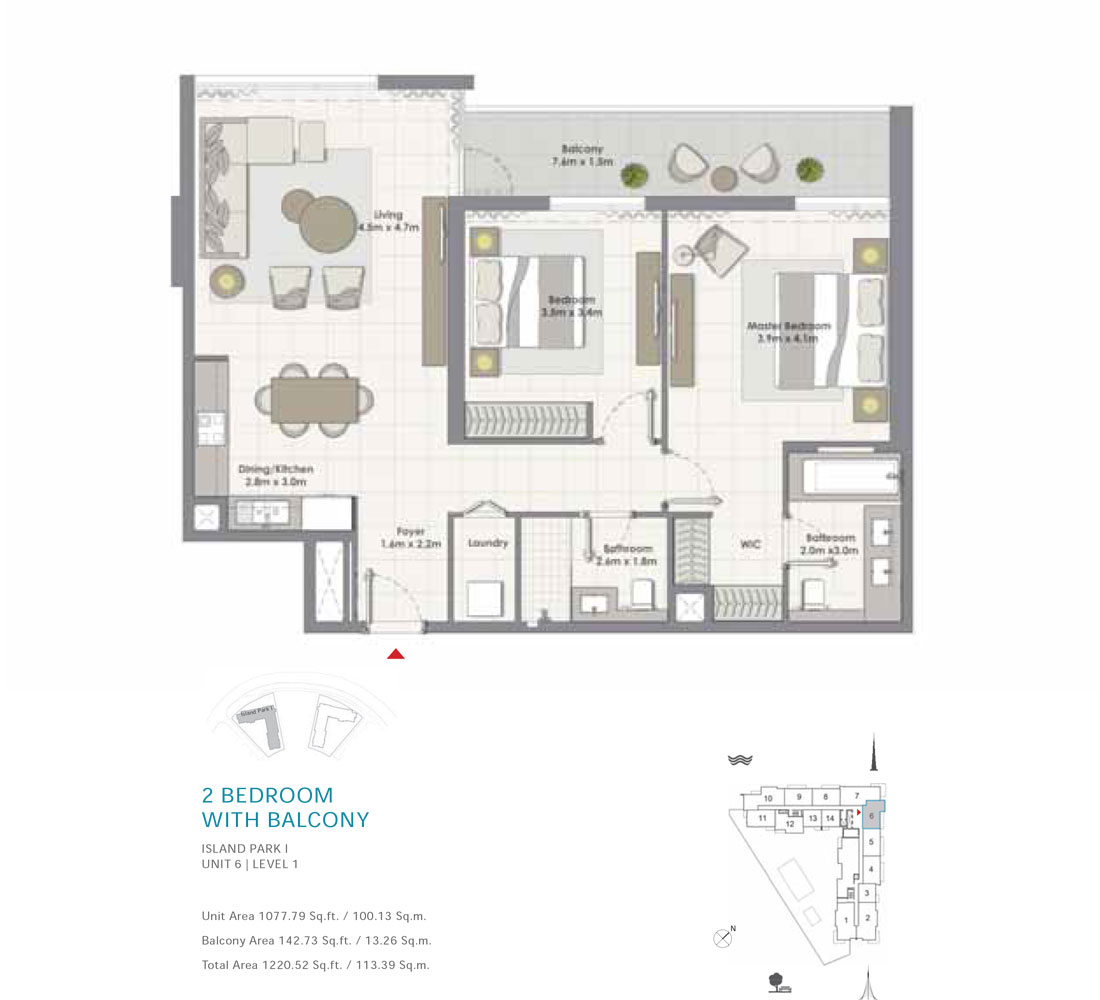 Total-Area-1220.52-Sq