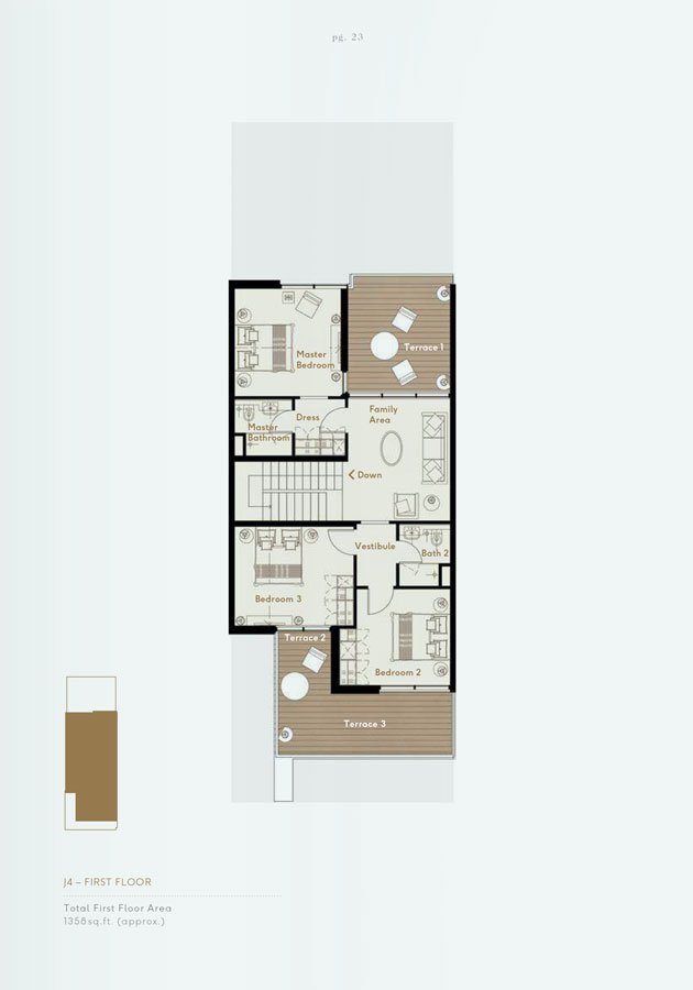 4-Bedroom-Size-1358-Sq.ft