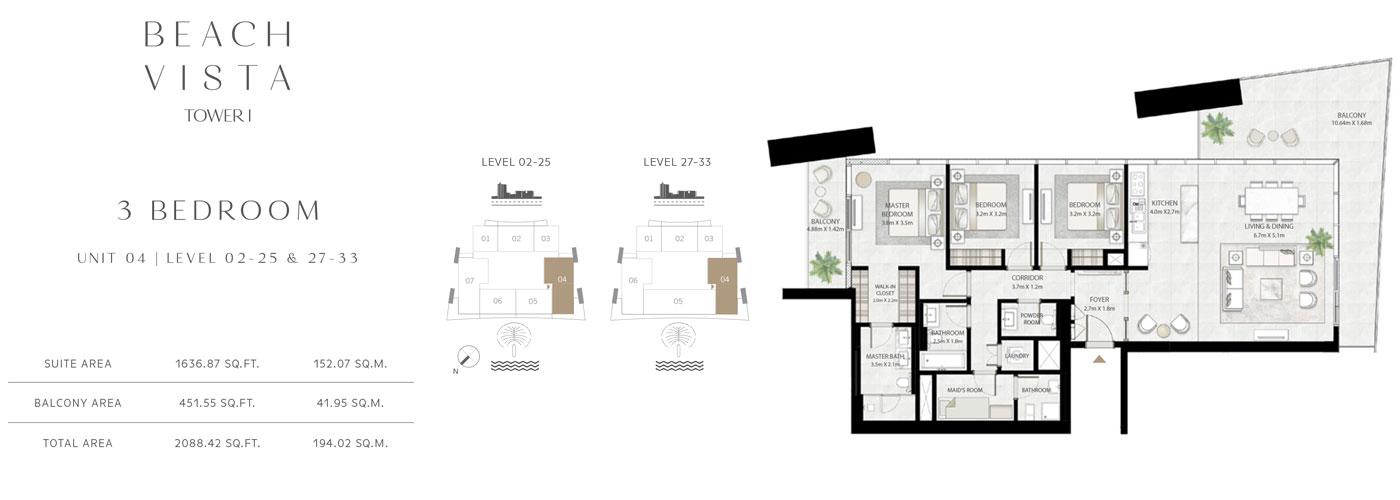 3-Bedroom-Unit-4