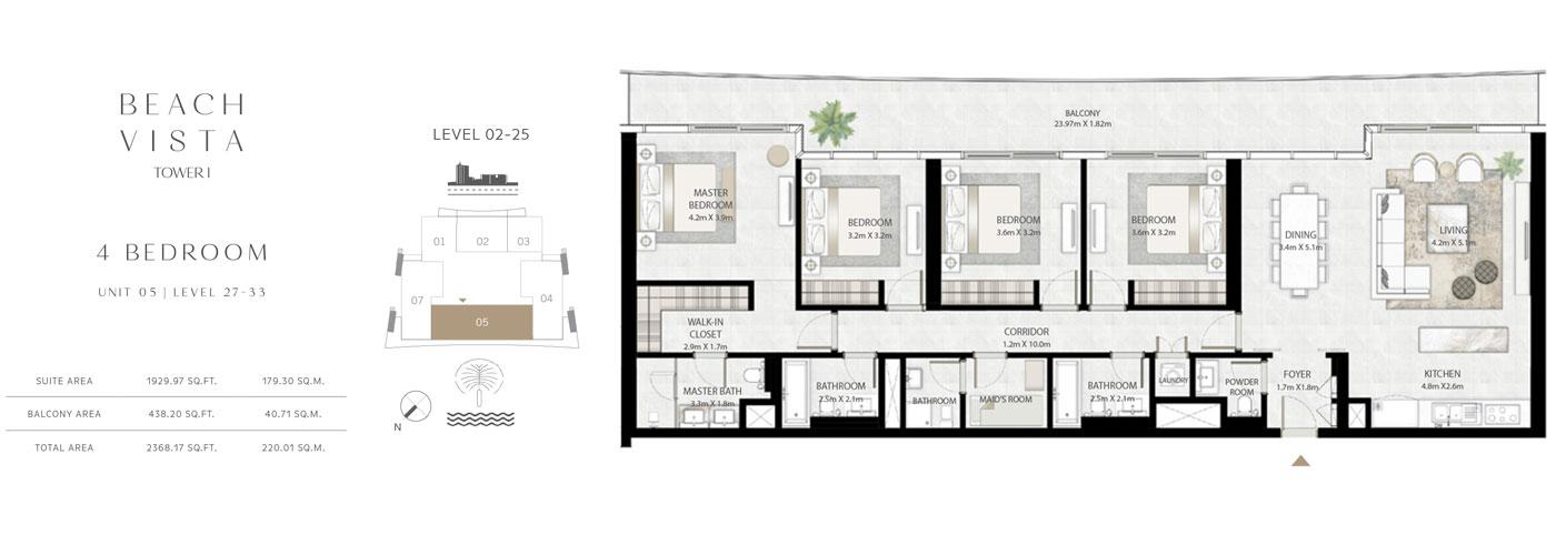 4-Bedroom-Unit-5