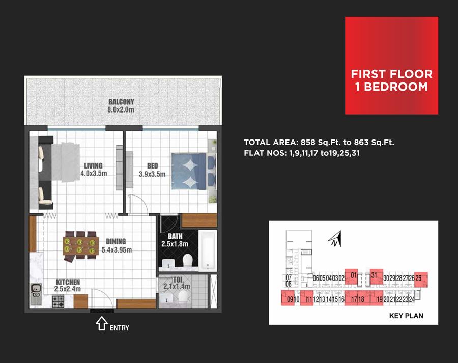1st-floor-1-bed