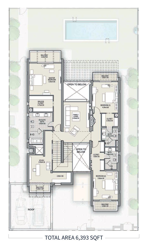 Type-A,-1st-Floor,-4-Bed,-Size-6393-sq.ft