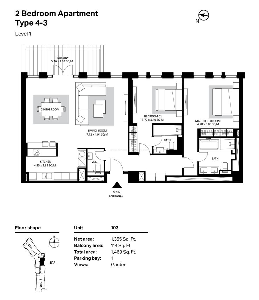 2bd-apt-type4-3-L1-1469-sqft