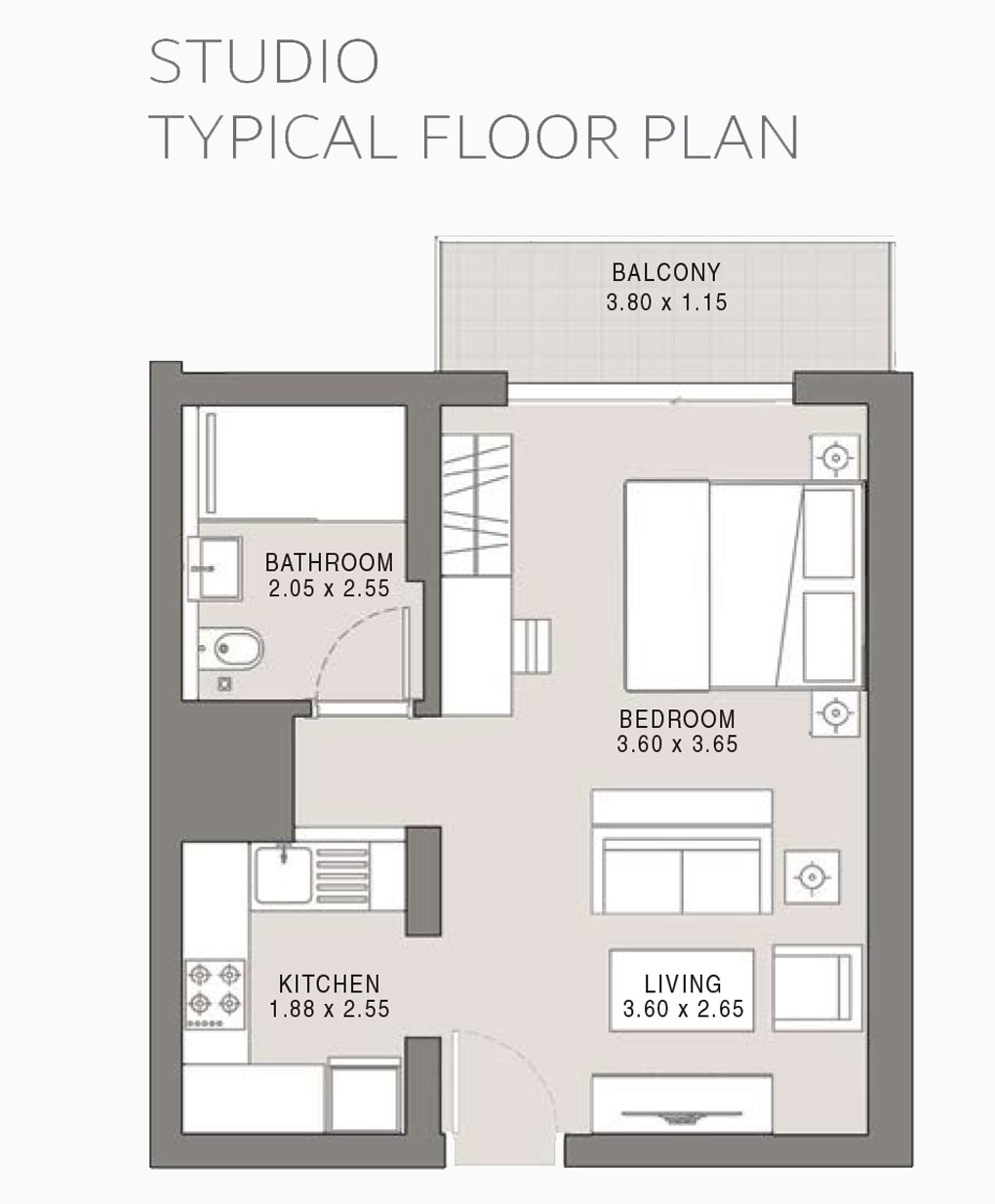 Sobha Hartland Aflux - Floor Plan