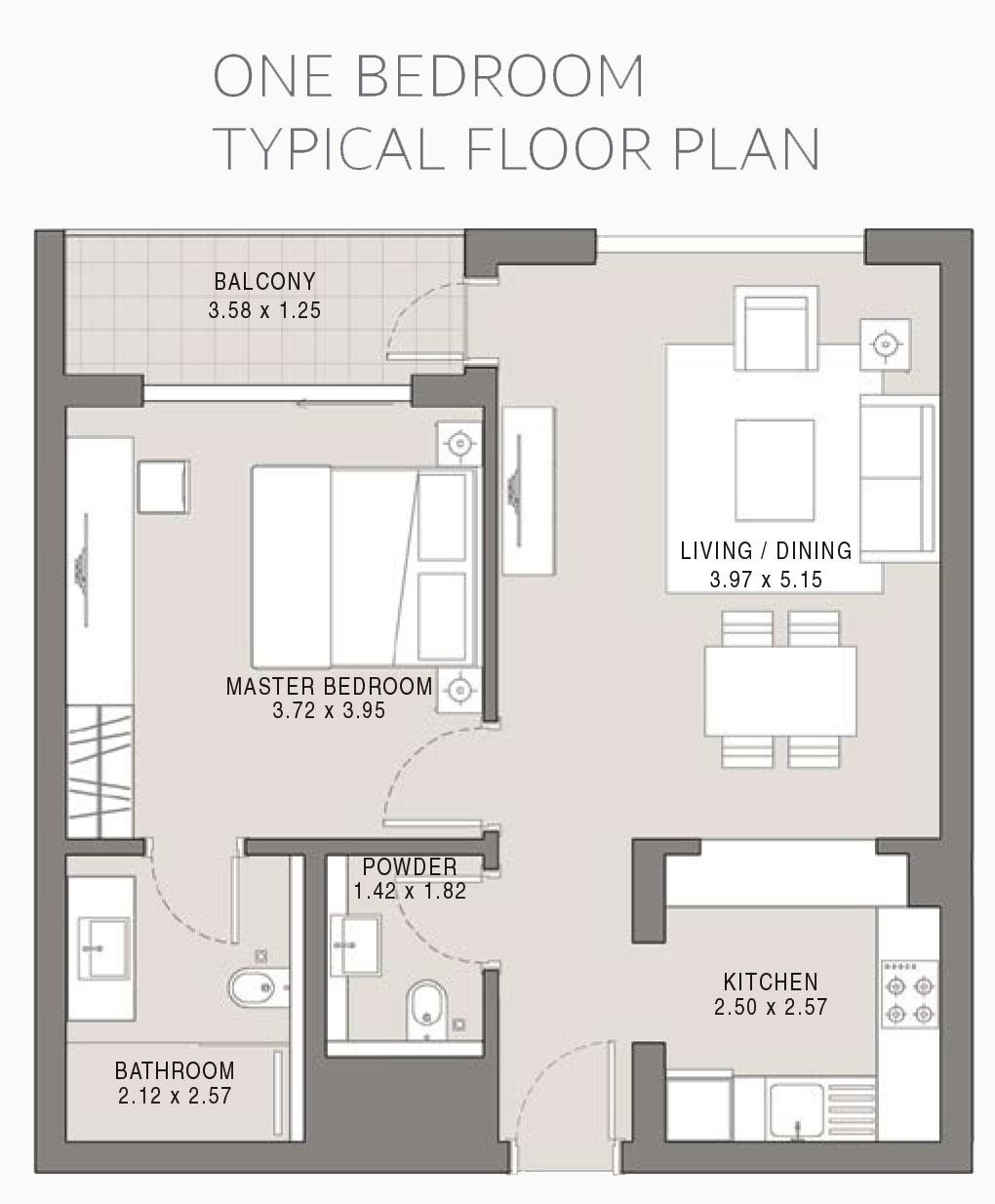 1BDR-Typical-Floor-Plan