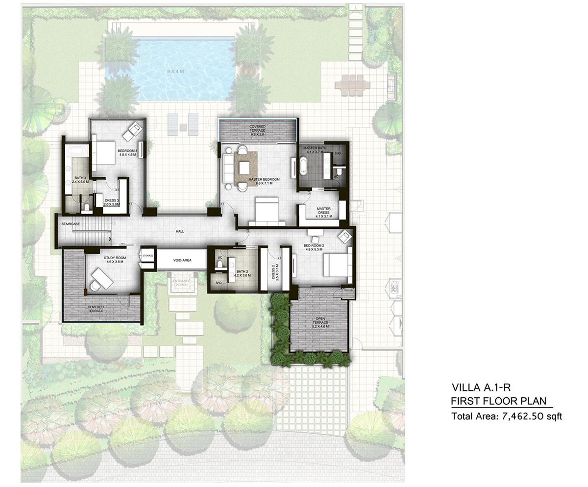 villa-A.1-1st-Floor