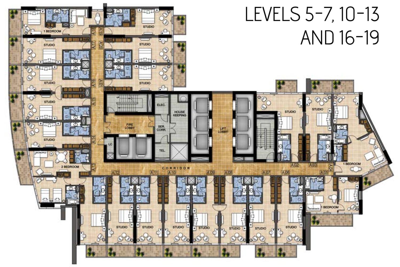 Level-5-7-10-13-16-19