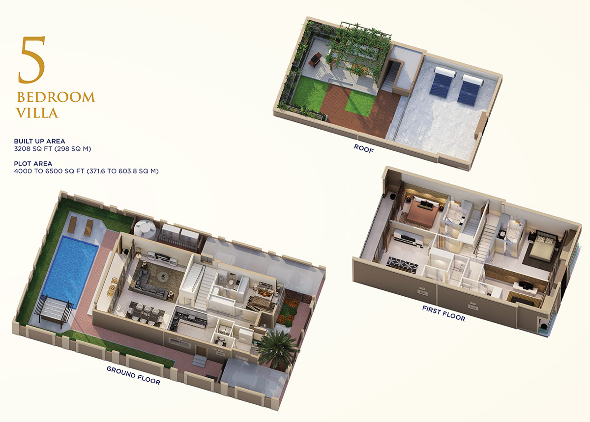 5-bedroom-villa-3D