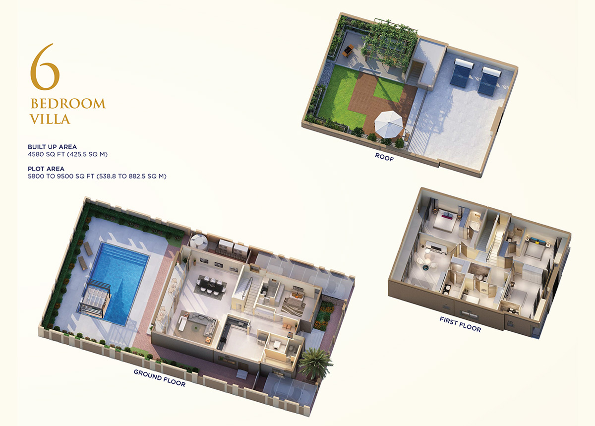 6-bedroom-villa-3D