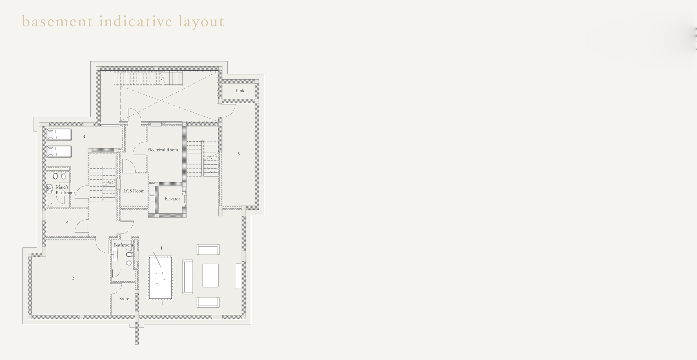 Basement Inductive Layout