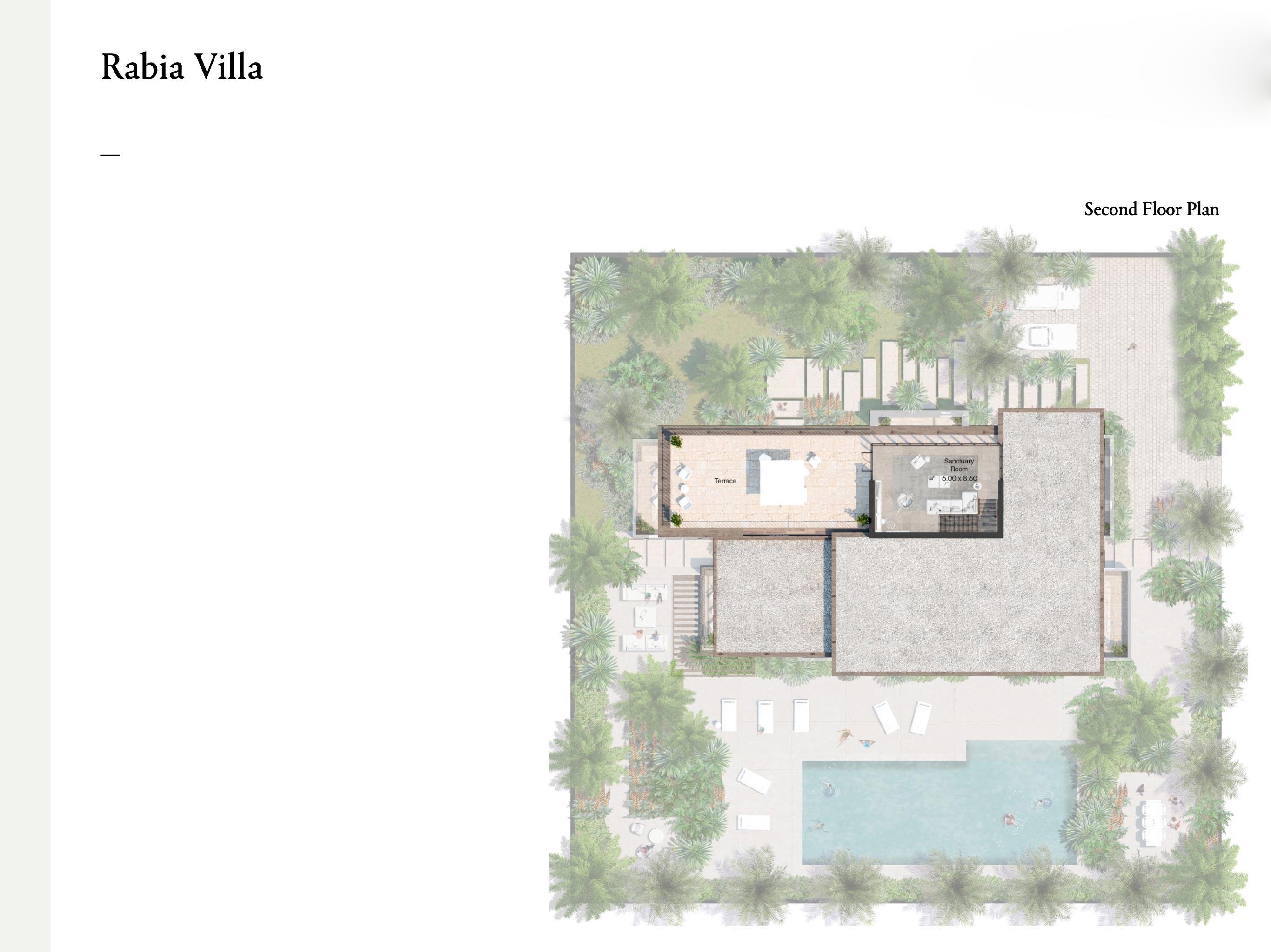 Rabia Villas 7 Bedroom Size 1126 sqm