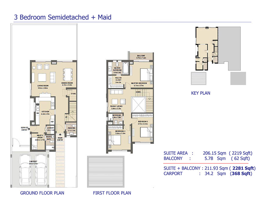 3-Bedroom-Semi-Detached-Maid