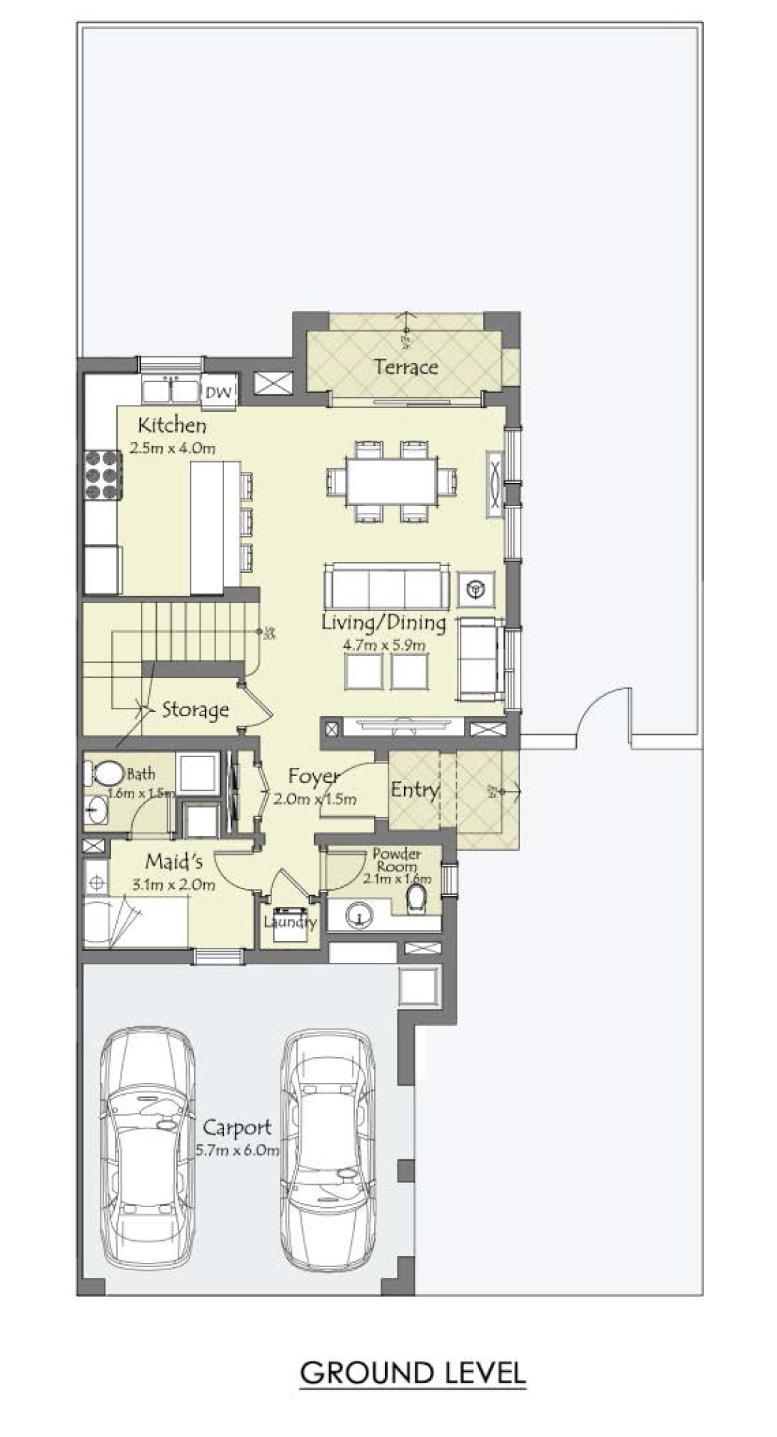 Type-B-3-Bedroom+Maid-Townhouse-GL