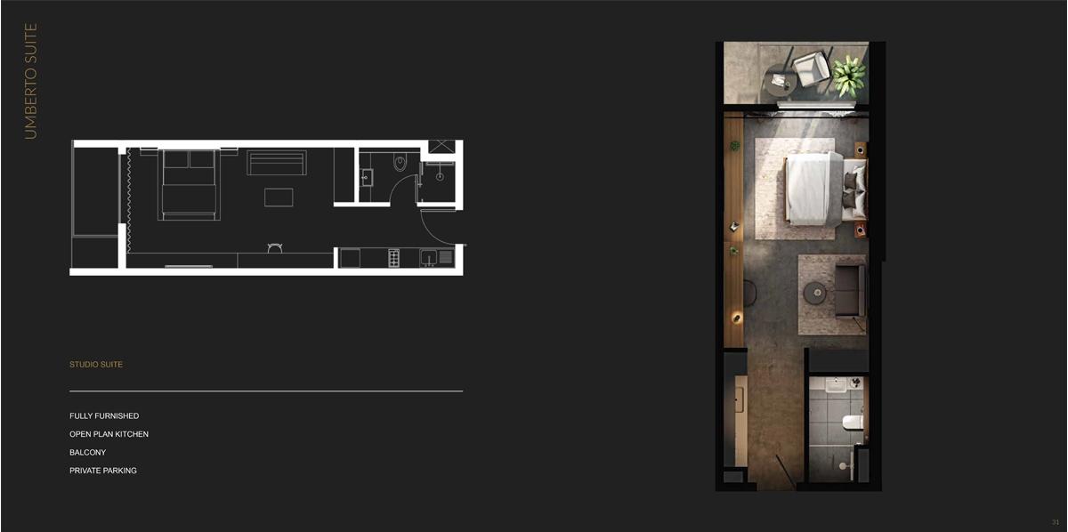 Studio Umberto Suite