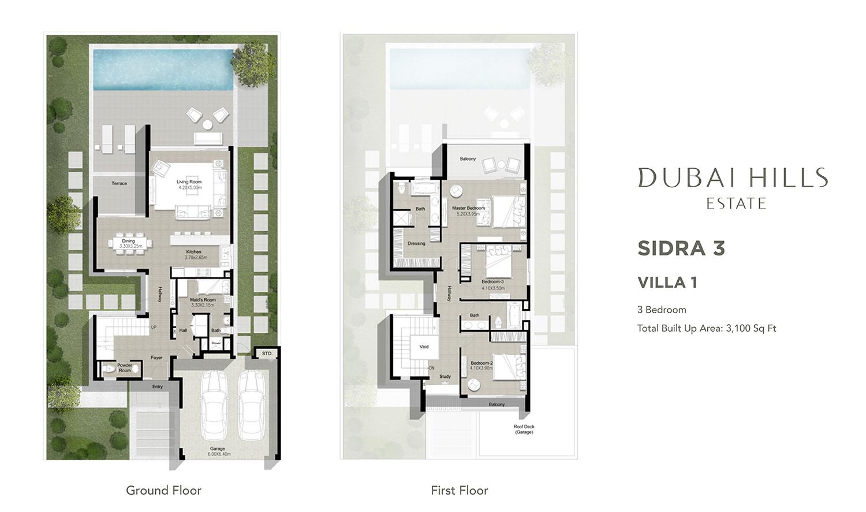 3-Bedroom-3100-Sqft