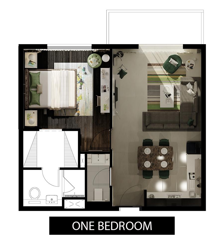 Residence-1bd