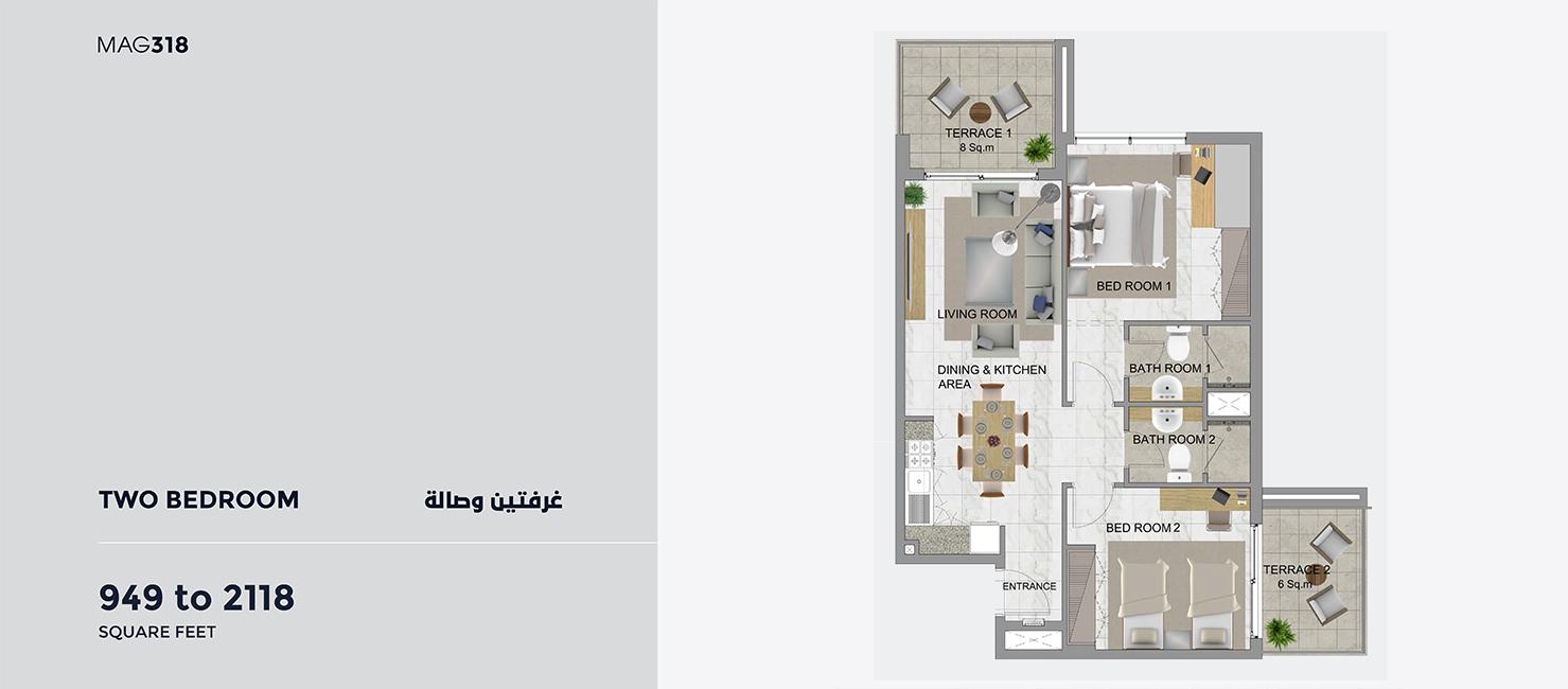 2-Bedroom-2118-Sq Ft