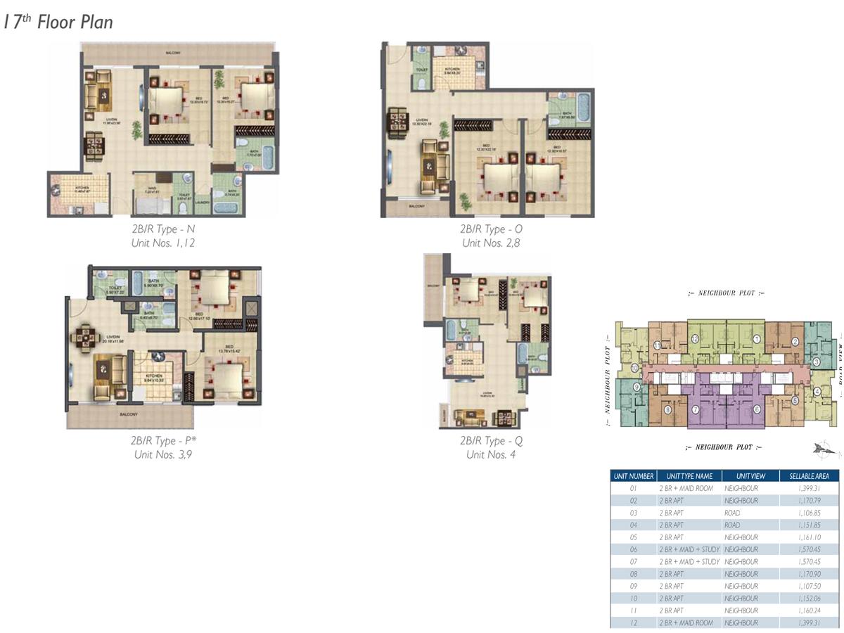 17th-Floor-Type-N-O-P-Q