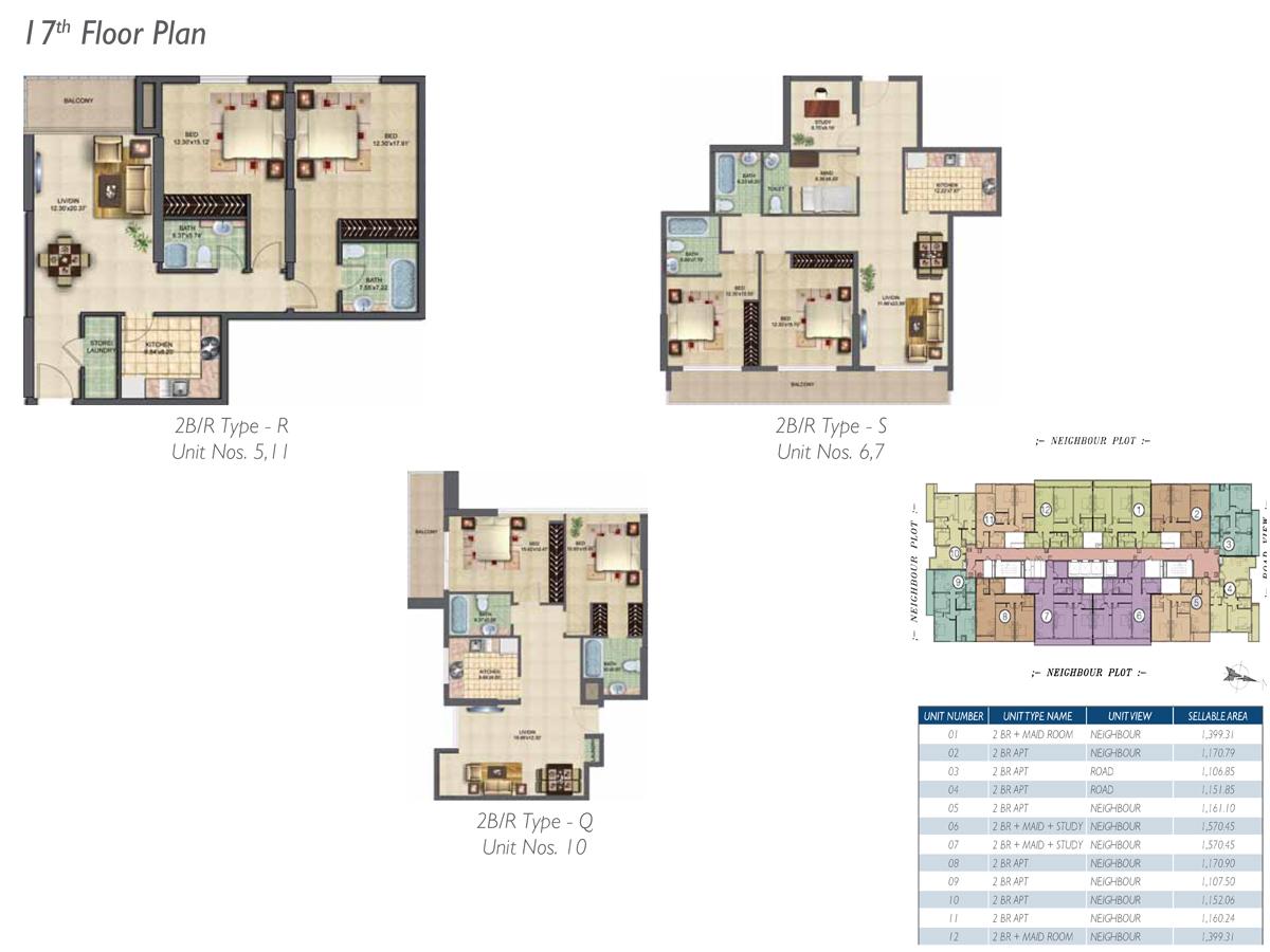 17th-Floor-Type-R-S-Q
