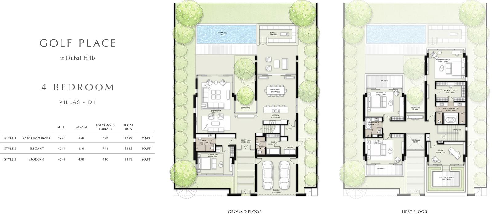 4-bedroom-Villa-D1
