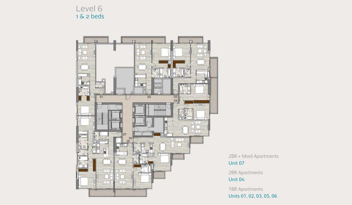 Level-6-studio-1-2-bedroom
