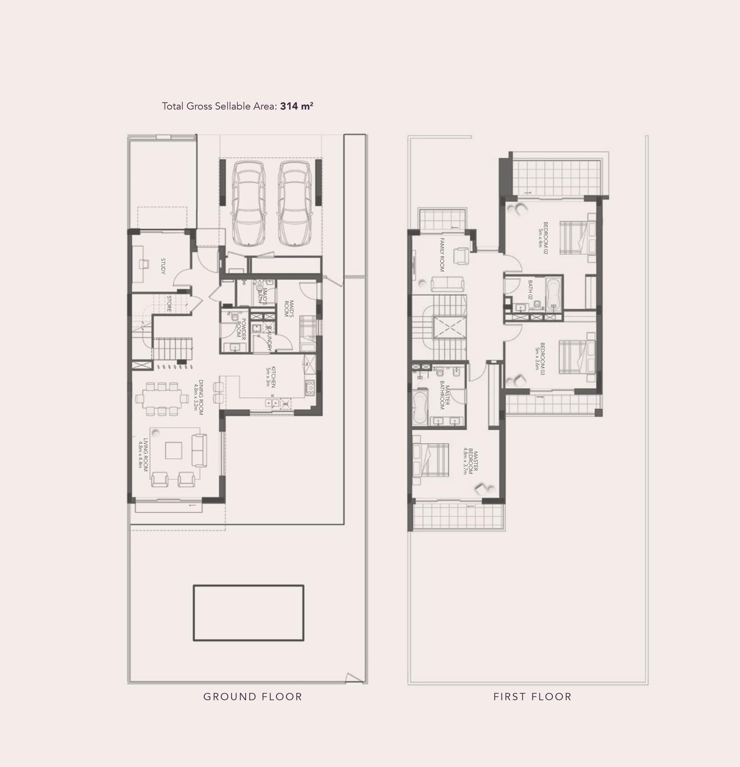 3-bed-Semi-Detach-Villa-Type-B-3Y