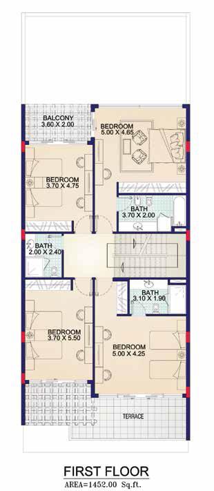 First-Floor-Area-1452